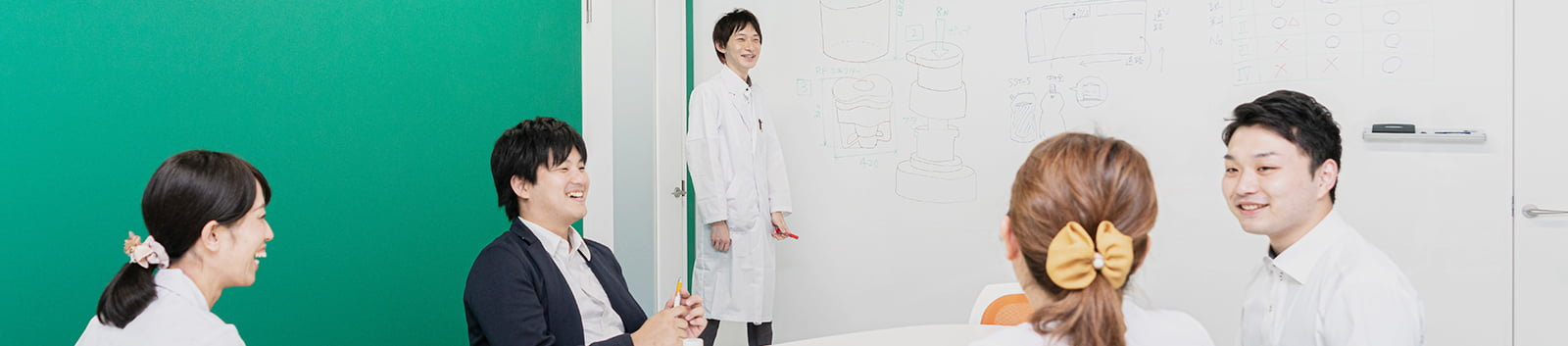 先輩社員紹介(N.Yoshida)
